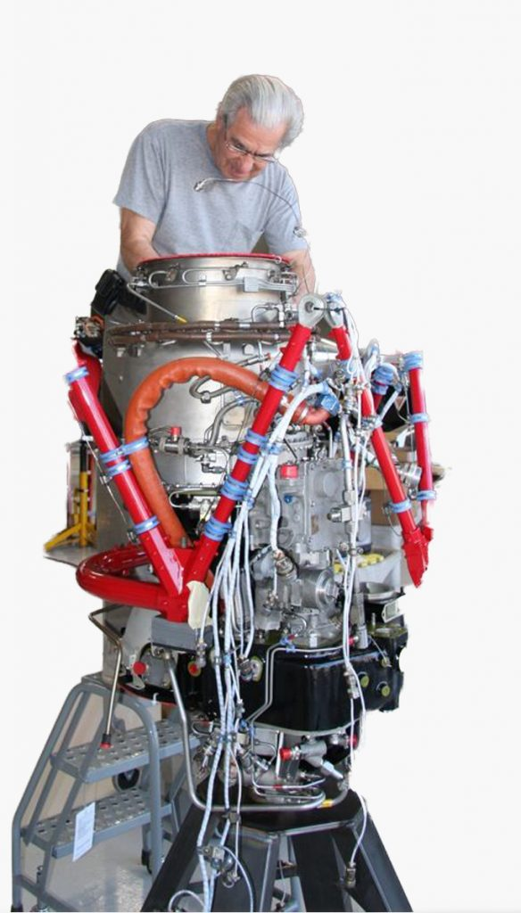 Airplane Mechanic School